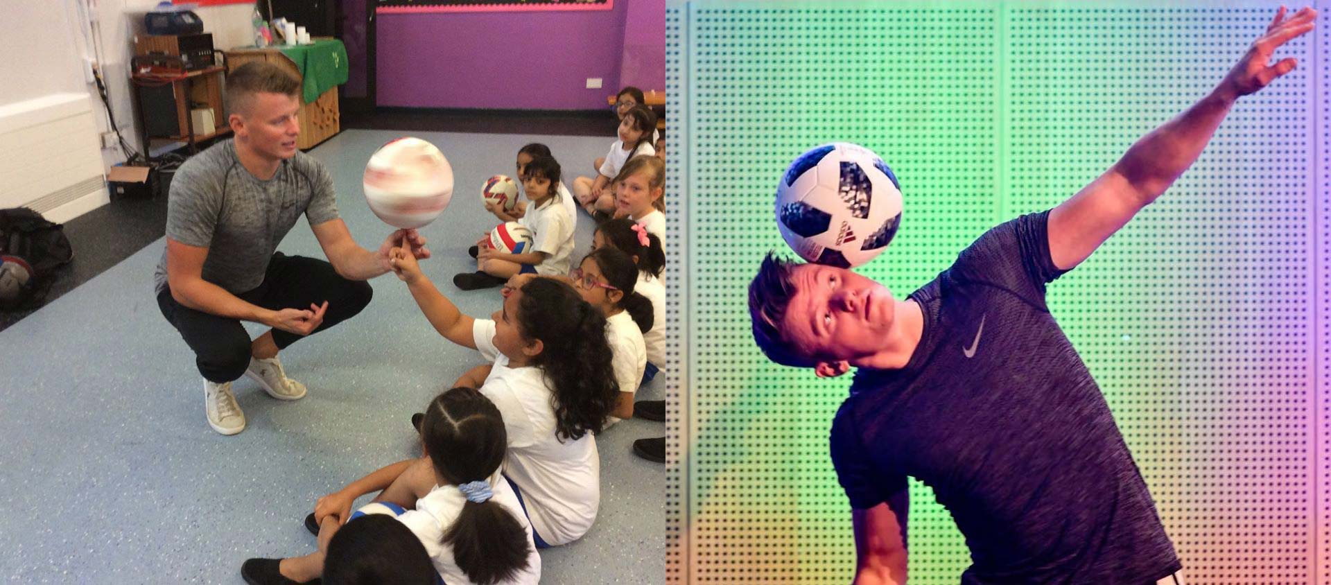 Freestyle Soccer Camps