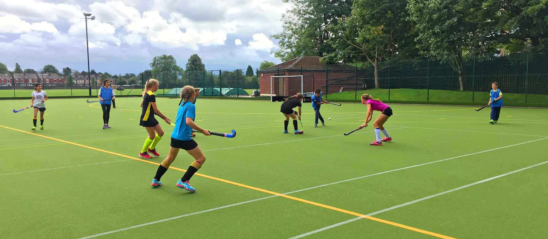 Hockey Masterclass Camps