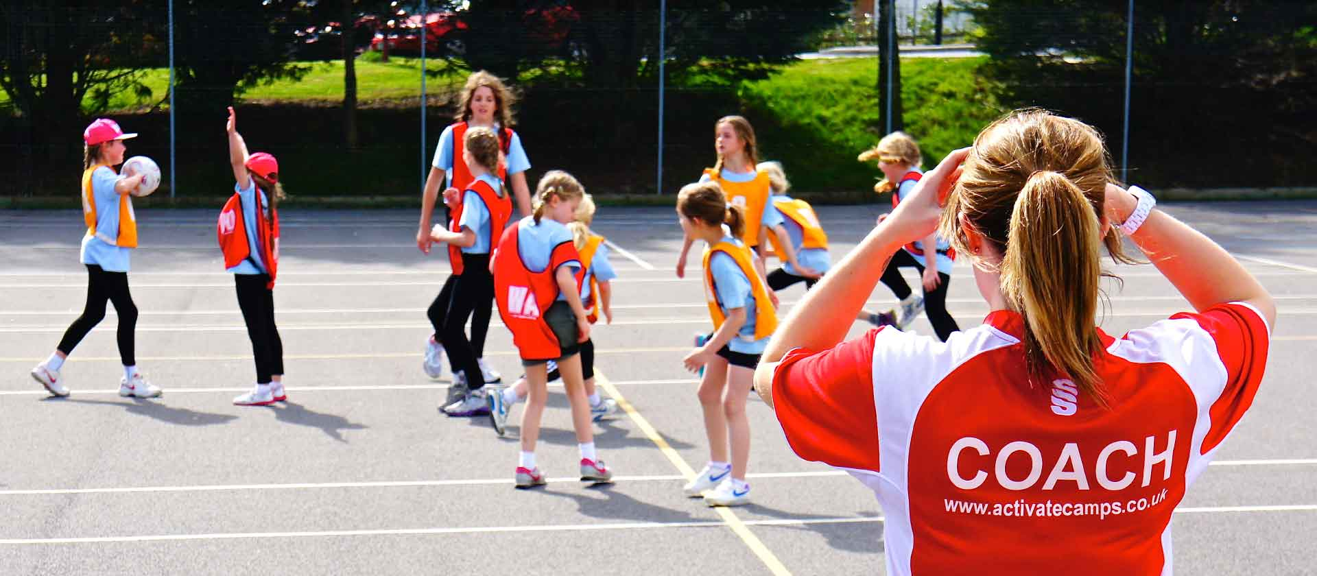 Netball Fever Camps