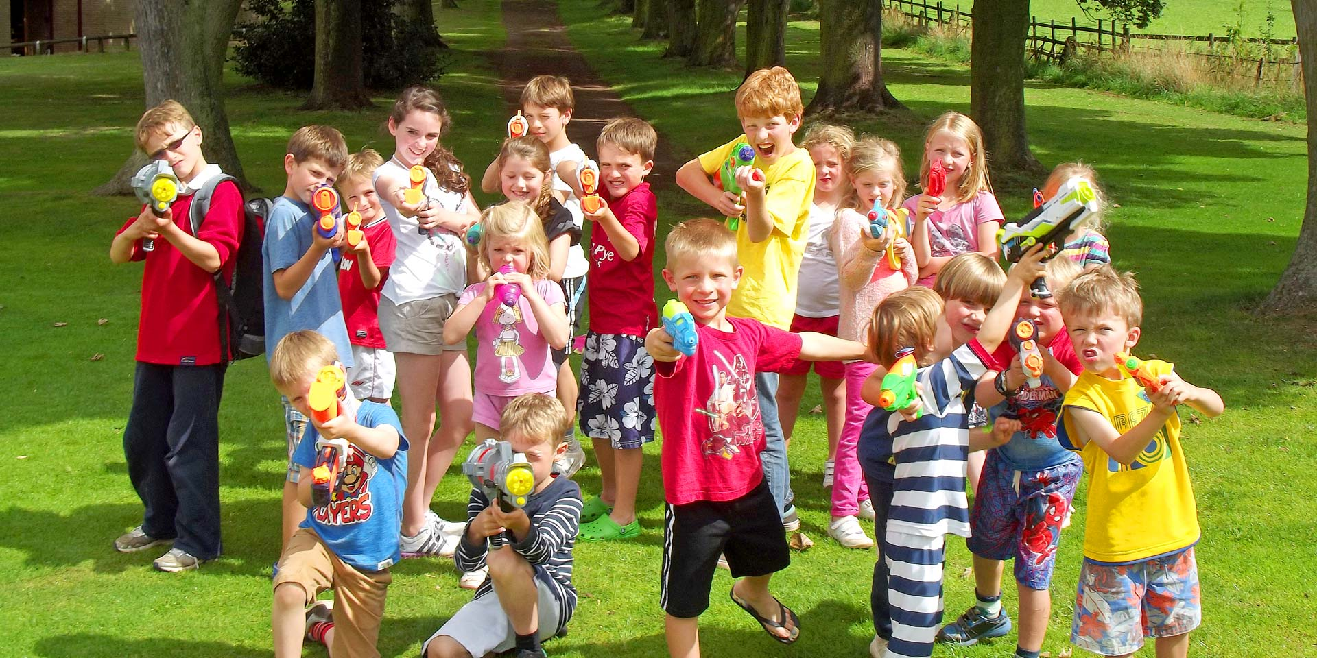 Summer Multi-activity Camps