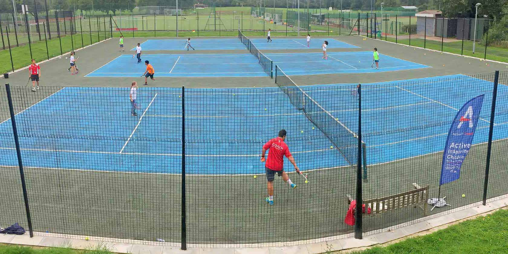 Summer Tennis Camps